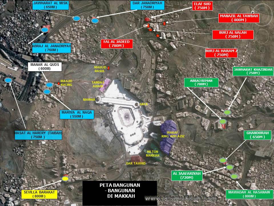 Ikhtisar Kota Mekkah, Mengapa Disebut Sebagai Tanah Haram?
