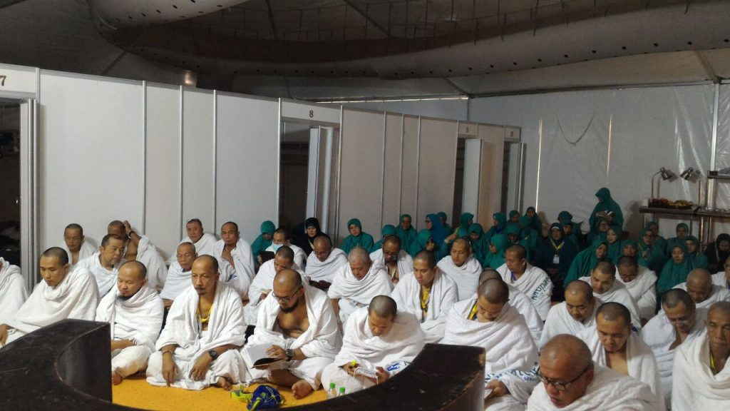 Doa Wukuf Arafah Munatour 1438 H