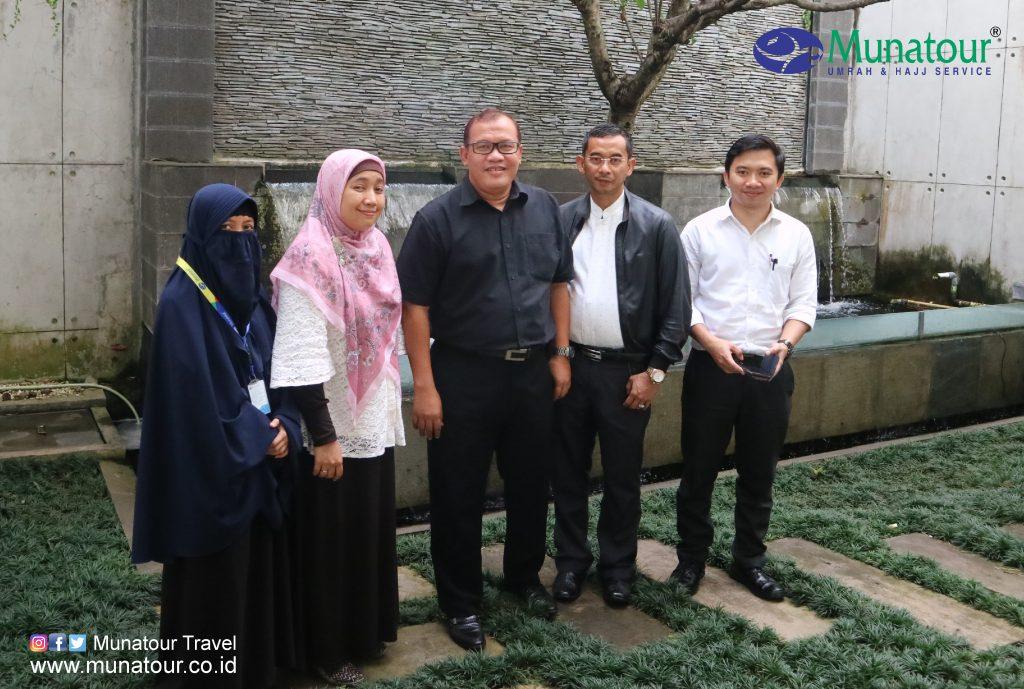 Akreditasi Perpanjangan Ijin Haji Munatour