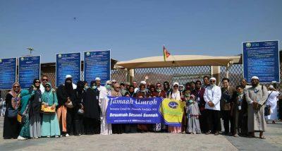 Arab Saudi Menunda Umrah di Tengah Wabah Corona