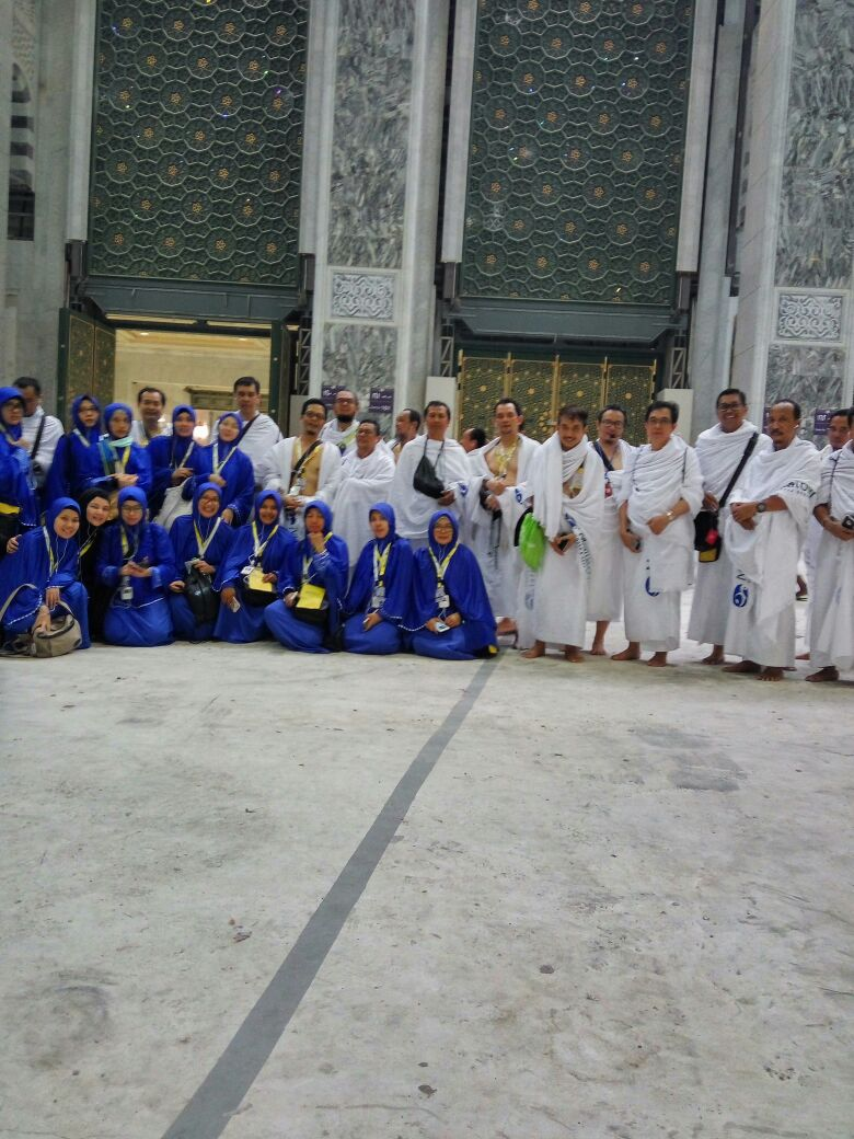 Dalil Kewajiban Haji dan Umroh