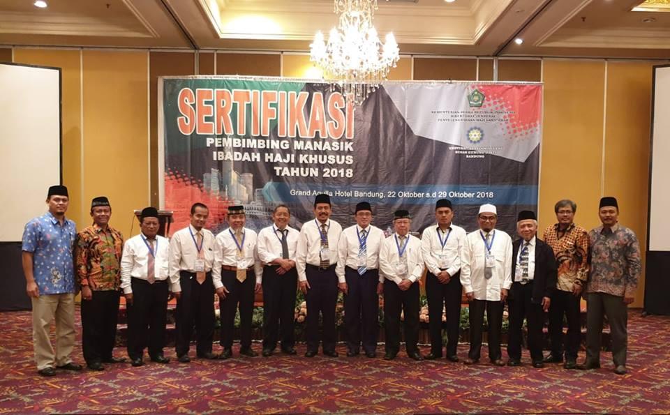 Munatour Ikuti Program Sertifikasi Pembimbing Haji Khusus