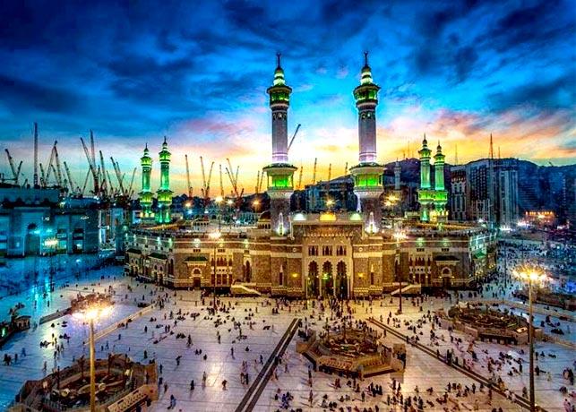 6 Doktor Akan Imami Masjidil Haram