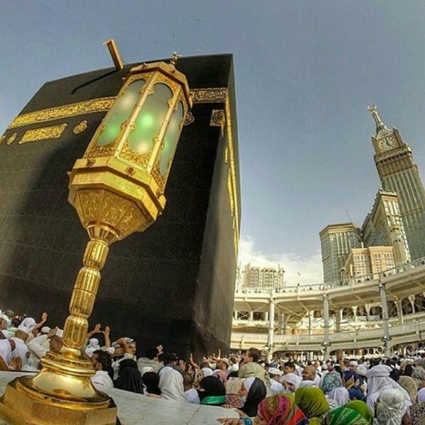 Cukup 24 Riyal Saja ke Masjidil Haram
