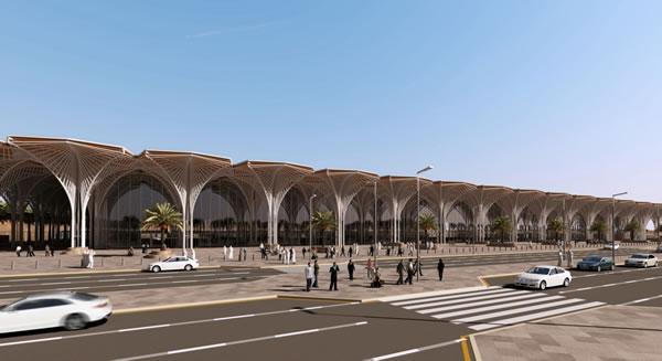 Bandara AMAA Baru Madinah Di Ujicoba