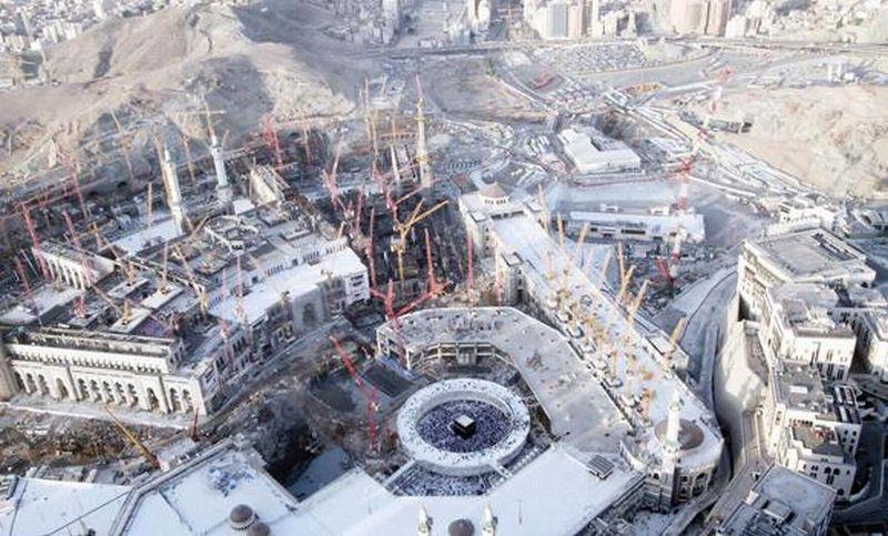 Perluasan Masjid Nabawi Akan Selesai