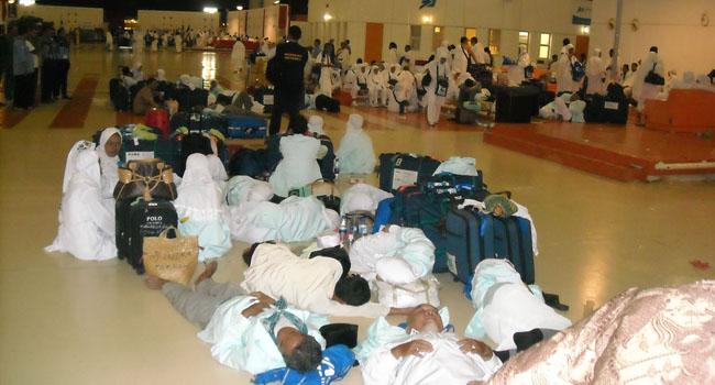 49 Jemaah Umrah Terlantar Dipulangkan