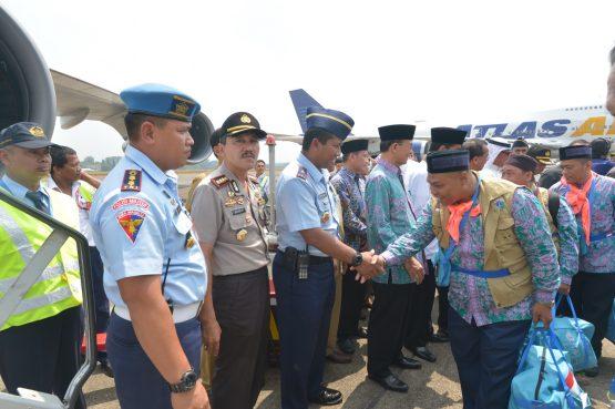Bandara Halim Sudah Siapkan Pelayanan Terbaik Bagi Jemaah Haji Jakarta Tahun 2016