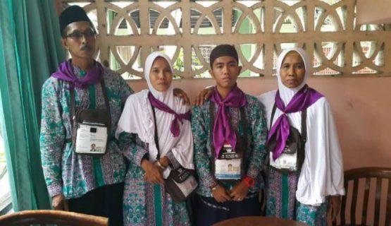 Berkat Hafal Al-quran 30 Juz, Remaja Ini  Berhasil Berangkat Haji lebih Awal