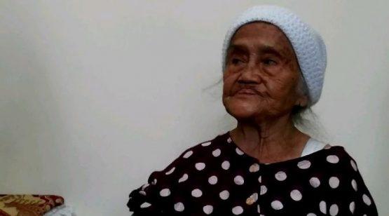 Subhanallah, Nenek Siti Akhirnya Berangkat Haji Di Umur 101 Tahun