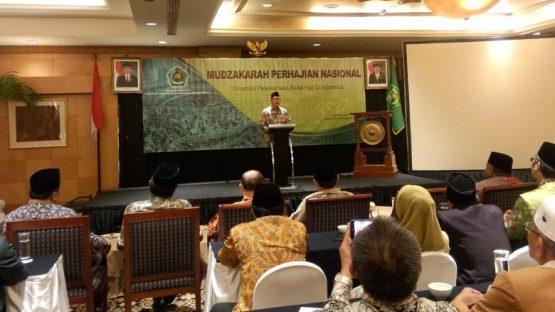 Jelang Keberangkatan Jemaah Haji 2016, Kemenag Kumpulkan Ulama Se-Indonesia bahas 'Badal Haji'