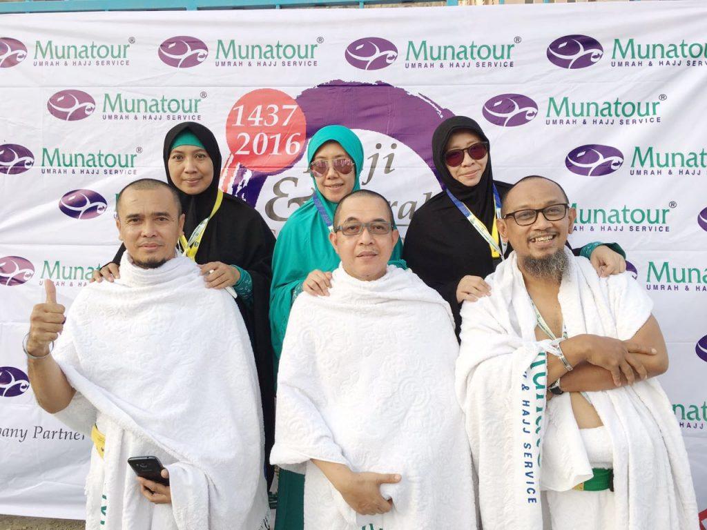 Haji Khusus Munatour, Sesuai Sunnah