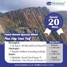 Manasik Umroh Paket Spesial Milad 22 April
