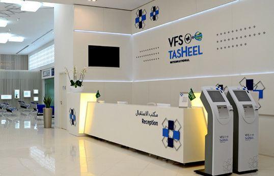 Daftar Alamat VFS Tasheel